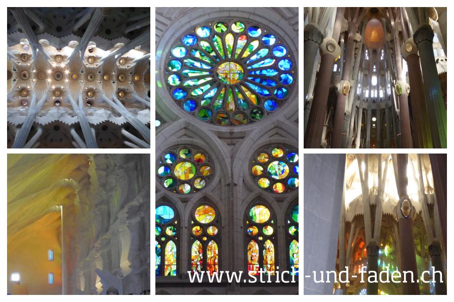 mit Strich und Faden | Sagrada Familia Barcelona