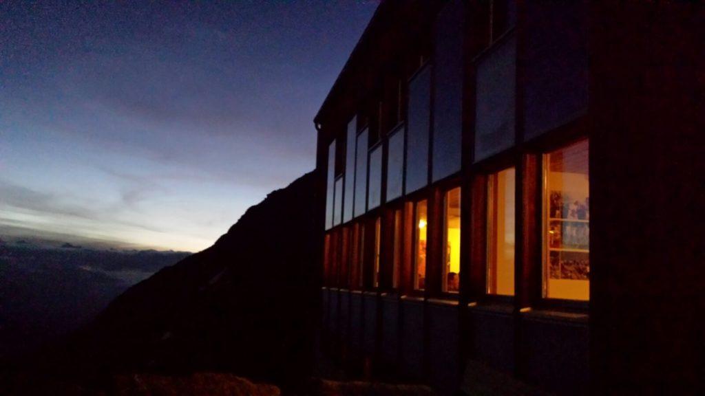 mit Strich und Faden   Keschhütte ob Bergün Graubünden Schweiz
