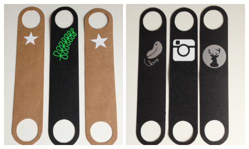 mit Strich und Faden: Handyladestation aus SnapPap mit Silhouette Cameo