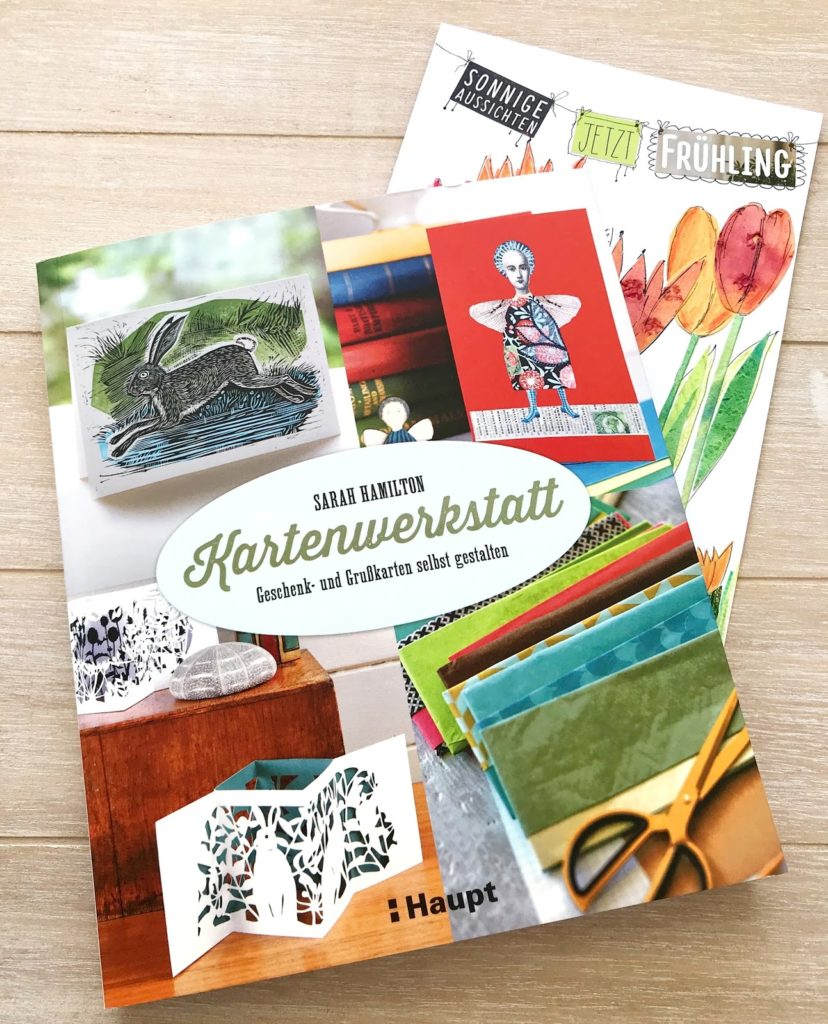 Buch: Kartenwerkstatt Haupt Verlag |Sarah Hamilton